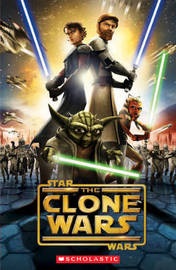 Star Wars: The Clone Wars Audio Pack (Scholastic Readers) image