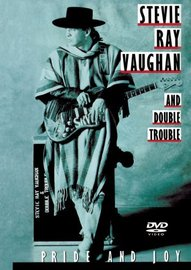 Stevie Ray Vaughan: Pride and Joy on DVD image