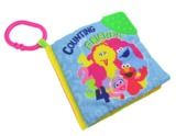 Sesame Street Soft Book Counting