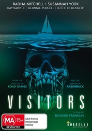 Visitors (2003) on DVD