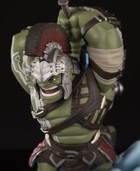 Thor: Ragnarok: Gladiator Hulk - Q-Fig Diorama