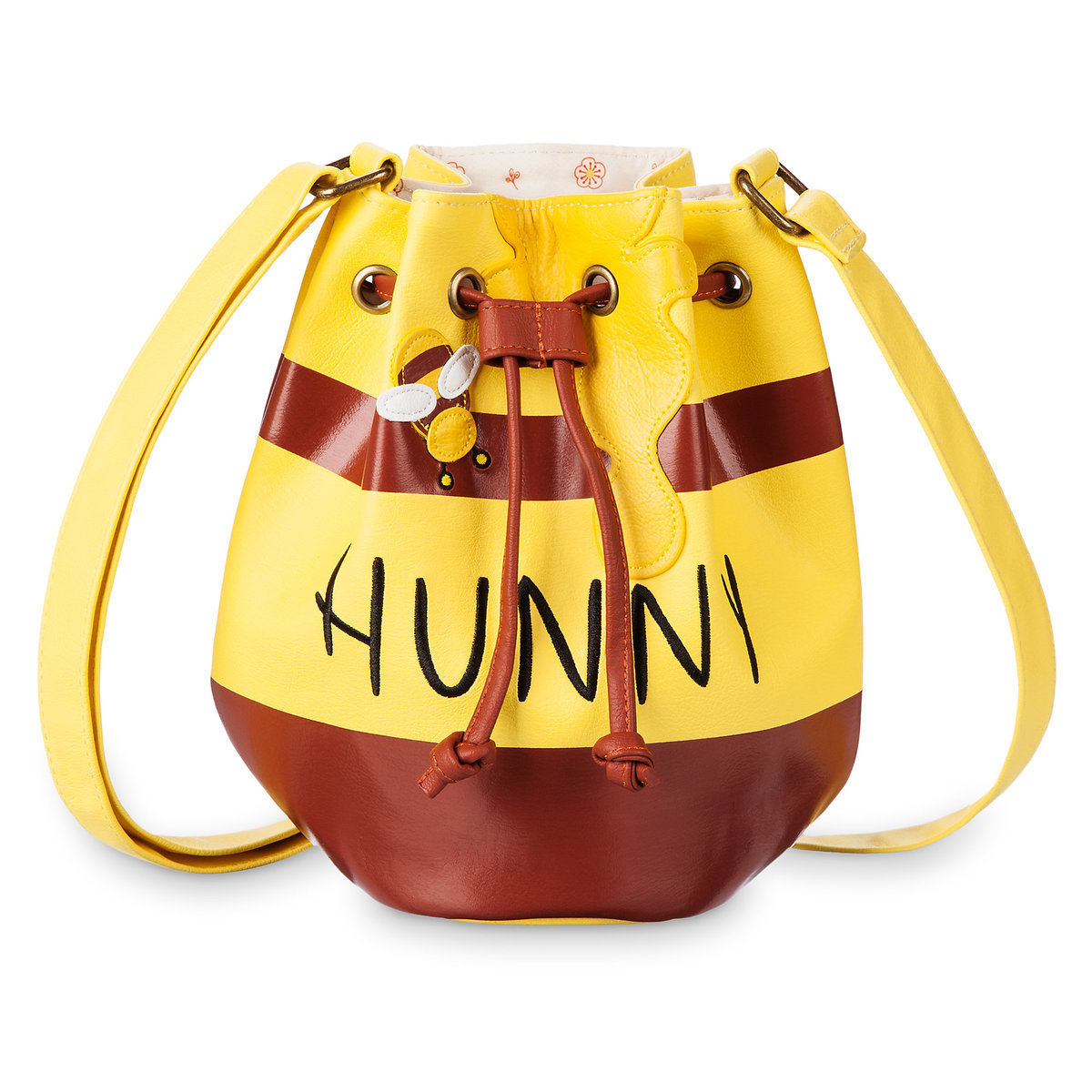 Disney Winnie The Pooh Honey Pot Crossbody image