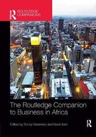 The Routledge Companion to Business in Africa image