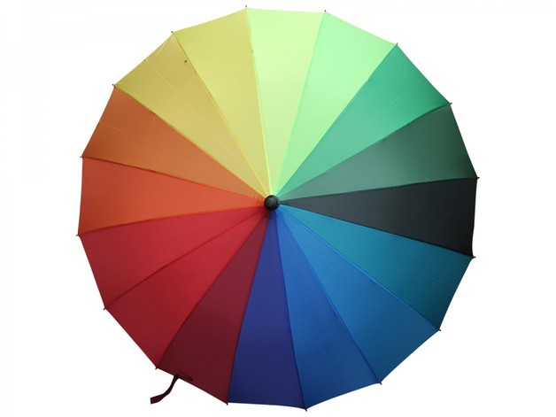 LaVida: Umbrella - Rainbow Brights