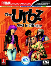 The URBZ: Sims in the City - Prima Official Guide for PlayStation 2