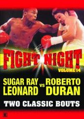 Fight Night - Vol. 14 on DVD