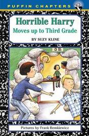 Horrible Harry Moves up to Third Grade by Suzy Kline image