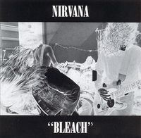 Bleach (LP) by Nirvana image