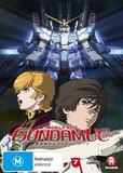 Mobile Suit Gundam Unicorn - Volume 7 on DVD