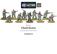 British Forces: Chindit Section
