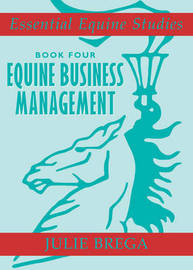 Equine Business Management by Julie Brega image