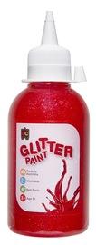 EC Colours - 250ml Glitter Paint - Fairy Pink