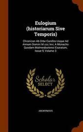 Eulogium (Historiarum Sive Temporis) by * Anonymous image