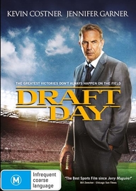 Draft Day on DVD