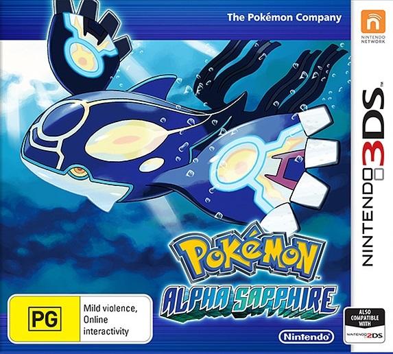 Pokemon Alpha Sapphire for Nintendo 3DS