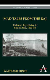 Mad Tales from the Raj by Waltraud Ernst