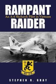 Rampant Raider by Stephen R. Gray