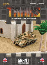TANKS: British - Grant Tank Expansion