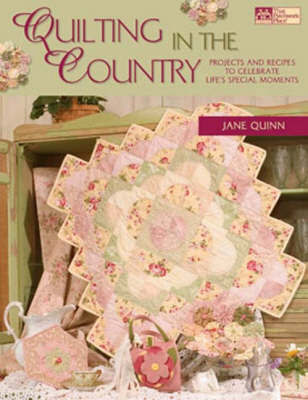 Quilting in the Country by Jane Quinn image
