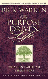Purpose Driven Life by Rick Warren image