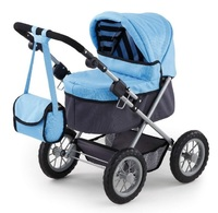 Bayer: Trendy Pram - Blue