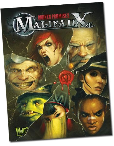 Malifaux: Broken Promises - Rulebook