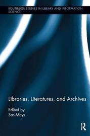 Libraries, Literatures, and Archives image