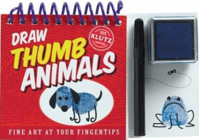 Draw Thumb Animals by Klutz Press image