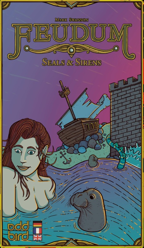 Feudum: Seals & Sirens - Expansion