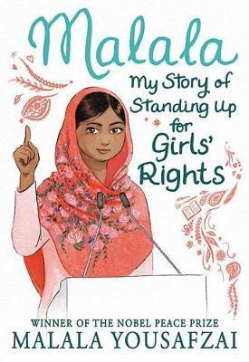 Malala by Malala Yousafzai