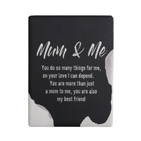 Splosh Markings Ceramic Magnet - Mum and Me