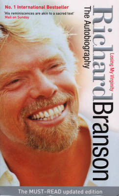 Losing My Virginity: The Autobiography by Sir Richard Branson image