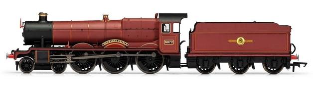 Hornby: Harry Potter - 5972 'Hogwarts Castle' Locomotive (with Light)