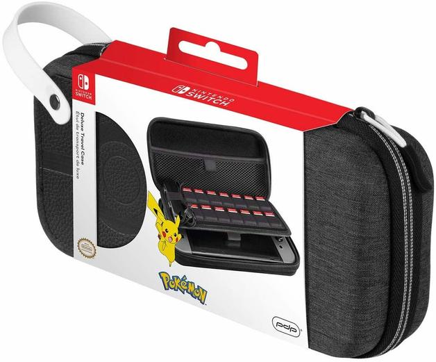 PDP Switch Travel Deluxe Case - Pokeball Elite for Switch