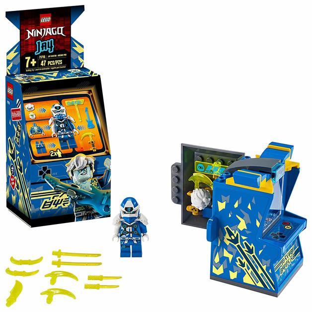 LEGO Ninjago: Jay Avatar - Arcade Pod (71715)