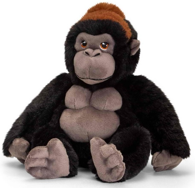 Keel: Keeleco Plush - Gorilla (18cm)