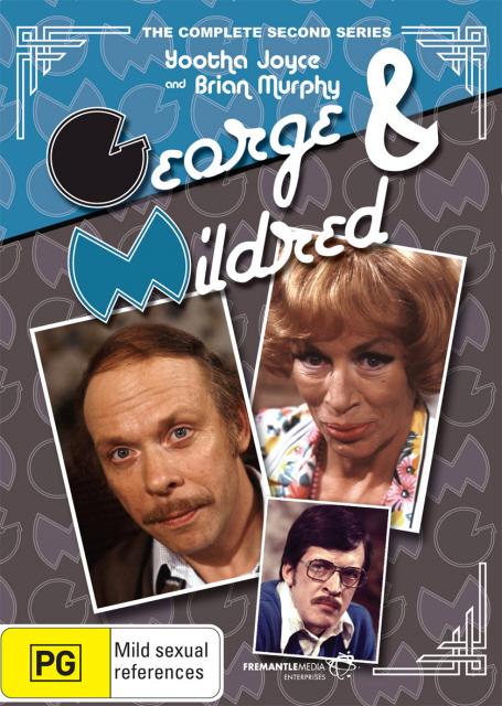George & Mildred - The Complete 2nd Series on DVD image