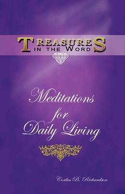 Treasures in the Word by Corliss B. Richardson image