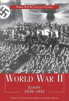 World War II: Europe 1939-1943 by Robin Havers image