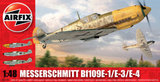 Airfix Messerschmitt Bf109E 1:48 Model Kit
