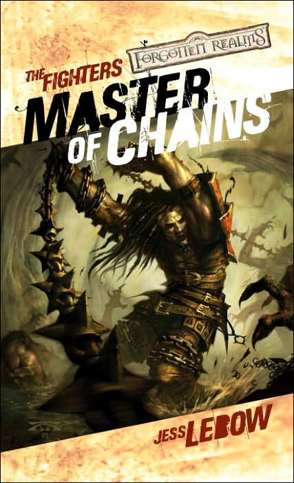 Forgotten Realms: Master of Chains (Fighters #1) by Jess Lebow