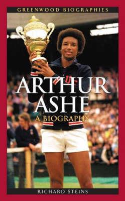 Arthur Ashe by Richard Steins