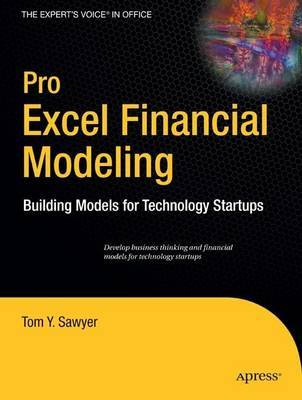 Pro Excel Financial Modeling by Tom Sawyer image