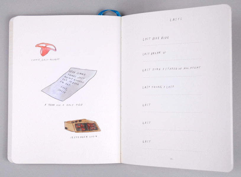 Listography Journal: Your Life in Lists by Nola Russell image
