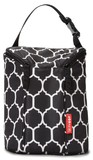 Skip Hop Double Bottle Bag-Onyx Tile