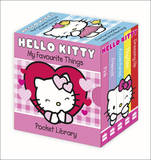 Hello Kitty My Favourite Things Pocket Library Boxed Set
