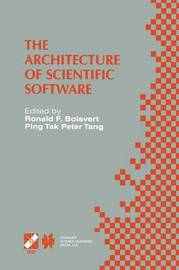 The Architecture of Scientific Software
