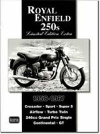 Royal Enfield 250s by R.M. Clarke