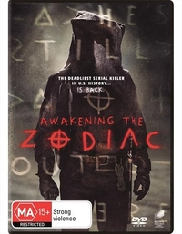 Awakening The Zodiac on DVD image