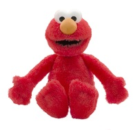 Sesame Street: Tickle Me Elmo - Soft Toy